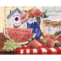 Poster (32 X 25 Cm) Watermelon Season Maureen Mccarthy