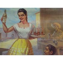 Calendario 1963, José Bribiesca, Casa Madero, Vinos