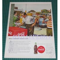 Antiguo Anuncio Publicidad Refrescos Coca-cola!