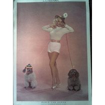 Poster De Editorial La Prensa Mamie Van Doren