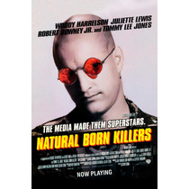Natural Born Killer Pelicula Poster 30x46cm Tarantino