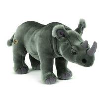 Webkinz Signature Peligro Negro Rinoceronte Africano