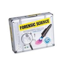 Kit De Herramientas De Ciencias Forenses De Detective