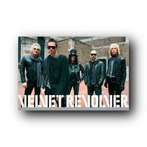 Cartel Velvet Revolver Grupo 24640