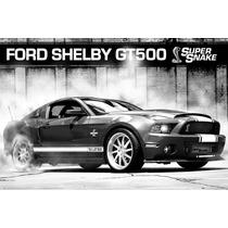 Ford Shelby Cartel - Gt500 Supersnake Maxi 61x 91.5cm De Coc