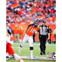 Poster (20 X 25 Cm) Peyton Manning 2014 Action