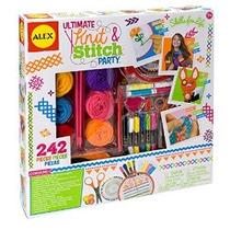 Alex Juguetes Artesanía Último Knit & Stitch Partido