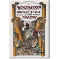 Anuncio Tipo Antiguo Winchester Cartuchos De Escopeta Venta