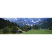 Poster (91 X 30 Cm) Oberndorf Tirol Austria Panoramic Images
