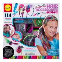 Kit De Accesorios Alex Juguetes Spa De Ultimate Hair Salon A