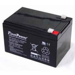 Power Wheels Bateria Sustituta De 12 Volts 12 Amperes Nueva