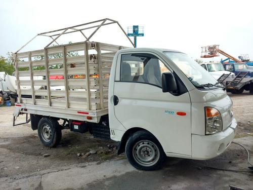 Precasa Hyundai H100 Diesel Modelo 2007