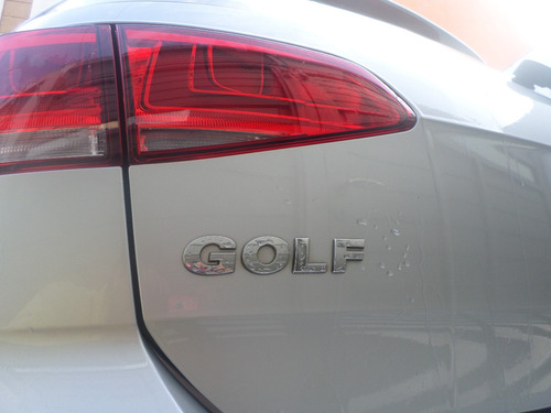 Precioso Vw Golf 7 2015 Comfortline Manual, Factura Original