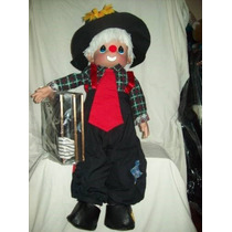 Payaso Gigante 85 Cms De Precious Moments Parejita $2890,00