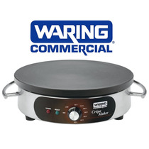 Crepera Maquina Hacer Crepas Waring Wsc160 Comercial Hm4