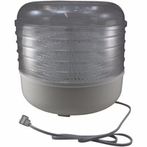 Deshidratador De Frutas Cooks Club Usa Fs550wh 125 W. Mini