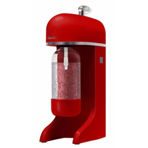 Maquina Para Preparar Bebidas Big Boss 9402 Roja