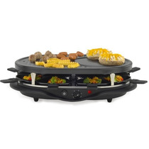 Parrilla West Bend 6130 Raclette Party Grill