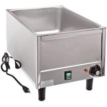 Calentador De Alimentos Térmico Comercial De Acero Inoxidabl