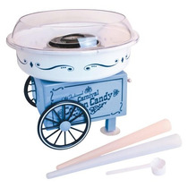 Maquina Para Hacer Algodón De Azucar Nostalgia Azul