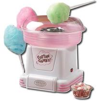 Máquina Para Hacer Algodón De Azúcar Con Caramelos