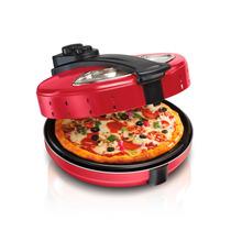Horno Para Pizzas De 30cm Bandeja Giratoria Hamilton B 31700