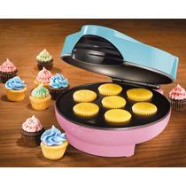 Maquina Electrica Para Hacer Cupcakes Marca Nostalgia