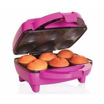 Maquina Para Hacer 6 Cupcakes Quequito Keko Pastel A Meses!