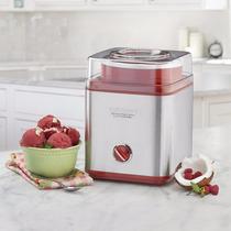 Maquina Para Hacer Helados Cuisinart Ice-30r 2 Qts.r0ja