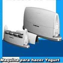 Máquina Para Hacer Yogurt Marca Birtman