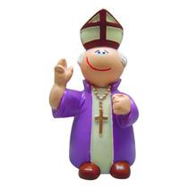 Resina Papa Juan Pablo I I - Santitos