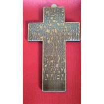 Cruz Oración Padre Nuestro