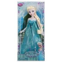 Muñeca Elsa Anna Olaf Hans Frozen Disney Store De Coleccion!