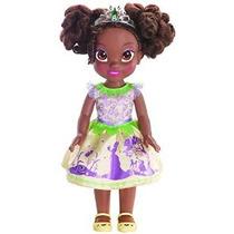 Mi Primer Disney Princess Tiana Toddler Doll