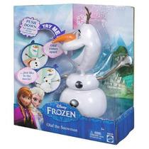 Frozen Olaf Mattel Muñeco Nieve Aventura Congelada