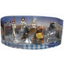 Figuras Disney Store Ratatouille Original Set Jugete Pastel