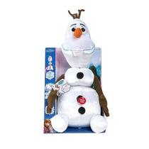 Frozen Olaf Muñeco Peluche Que Habla Oferta
