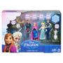 Kit 6 Figuras Muñecas De Frozen Anna Y Elsa Oferta