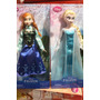 Frozen Muñecas Ana Y Elsa Disney Collection