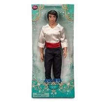 Muñeca Eric Sirena Barbie Disney Store Importado Original