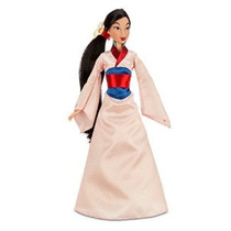 Princesa De Disney Mulan Doll - 12