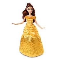 Bella Princesas Disney Store 100% Original Coleccionable