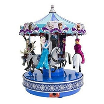 Carrusel Musical Del Señor De Navidad De Disney