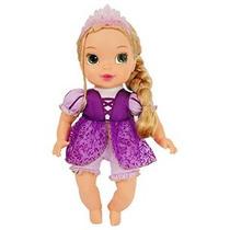 Mi Primera Princesa De Disney Deluxe Bebé Rapunzel Muñeca