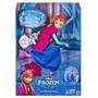 Frozen Muñeca Anna Patinadora