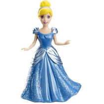 Princesa Cenicienta Magic Clip Disney Princess Mattel