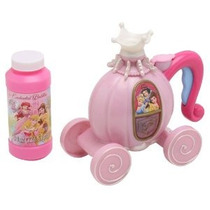 Imperial Toy Disney Princess Burbuja Carro Rosado