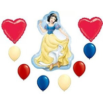 Kit Disney Princess Party Blanca Nieve Globo Decoración