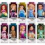 Muñecas Princesa Disney Animadores Niño Establecer Nieve Cam