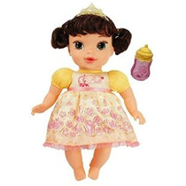 Mi Primera Princesa De Disney Deluxe Bebé Belle Muñeca